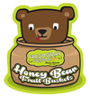 Honey Bear Fruit Baskets