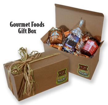 FOOD-Gourmet Foods Gift Box