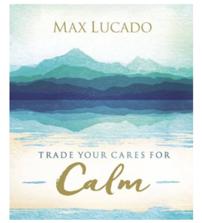 Let Lucado gently guide you toward the peace only God promises!