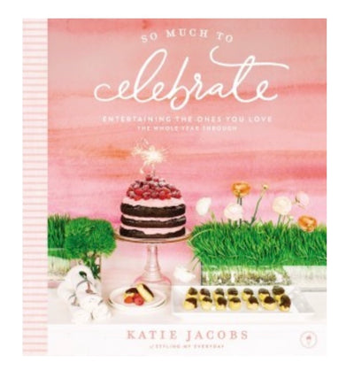 In this guide to entertaining, the author, Katie Jacobs, reveals her secrets to throwing fantastic parties for any occasion, from a backyard movie night to a lavish holiday party. Using Katie's ideas and make ahead tips, you will be so organized that you can minimize the fuss, enjoy your guests, and celebrate too!