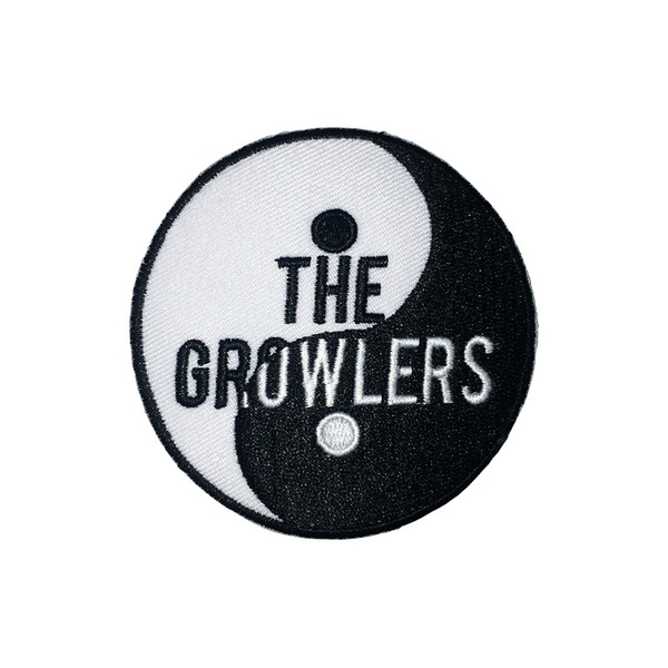 Yin & Yang Patch - The Growlers - 2