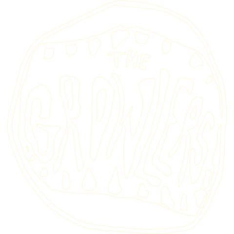 Classic Mouth Window Decal - The Growlers