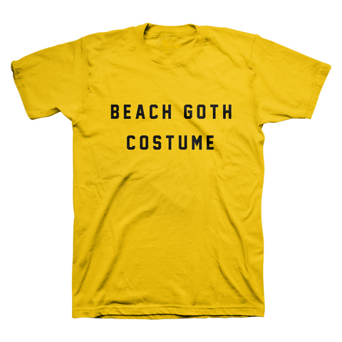 Beach Goth Costume T-Shirt
