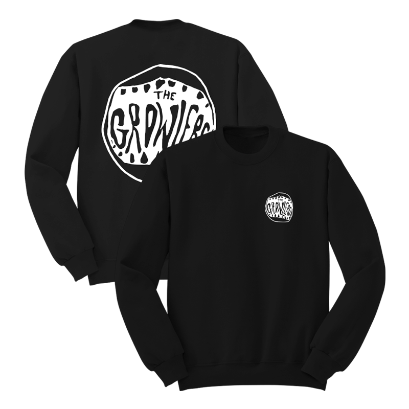 Classic Mouth Sweatshirt - The Growlers - 1
