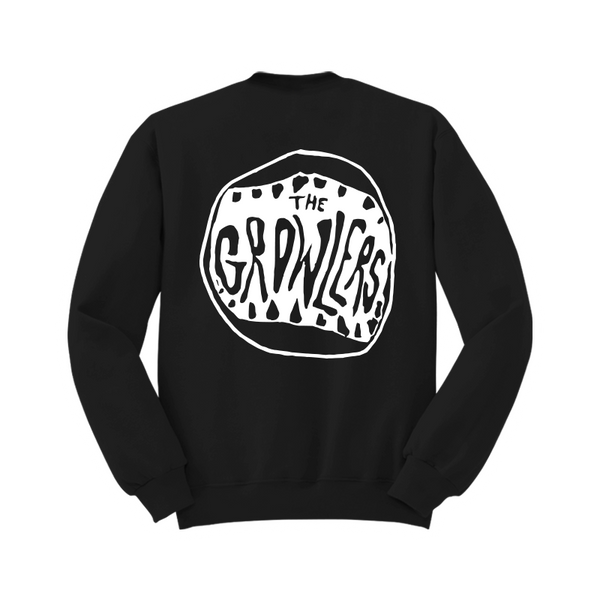 Classic Mouth Sweatshirt - The Growlers - 3