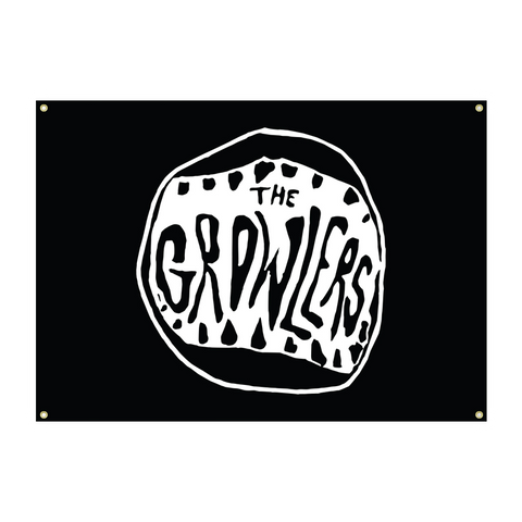 Classic Mouth Flag - The Growlers