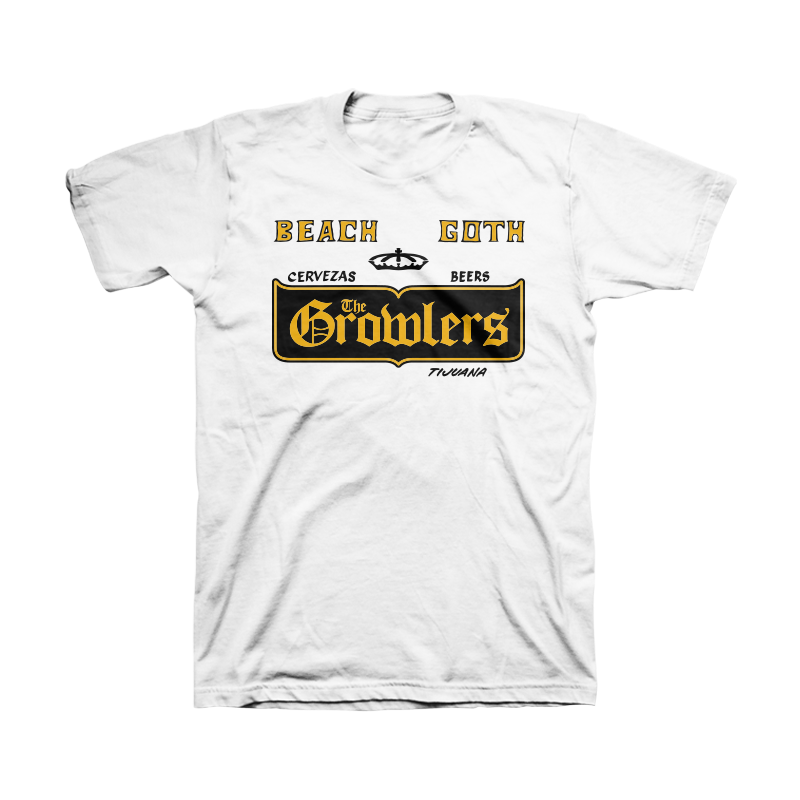 Cervezas T-Shirt - The Growlers