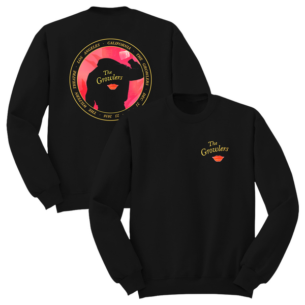 LA Holiday Run 2016 Limited Edition Sweatshirt - The Growlers - 1