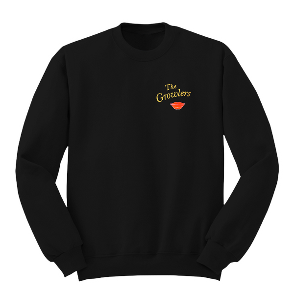 LA Holiday Run 2016 Limited Edition Sweatshirt - The Growlers - 2