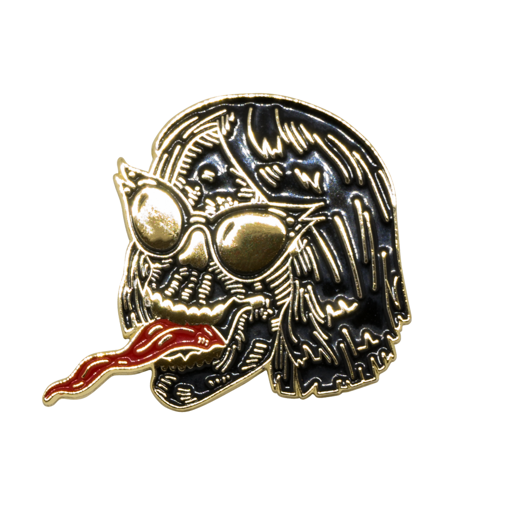 Brad Pitted Enamel Pin