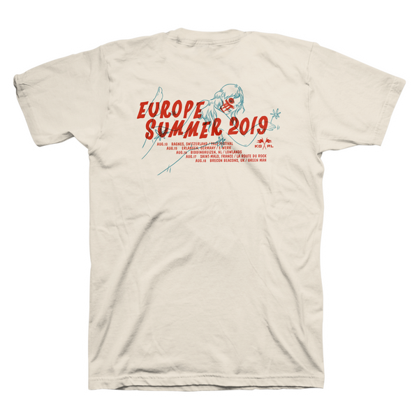 Europe Summer 2019 Tour T-Shirt