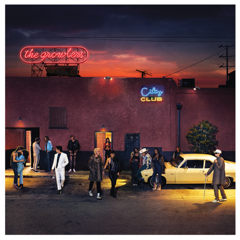 City Club Album - The Growlers - 1