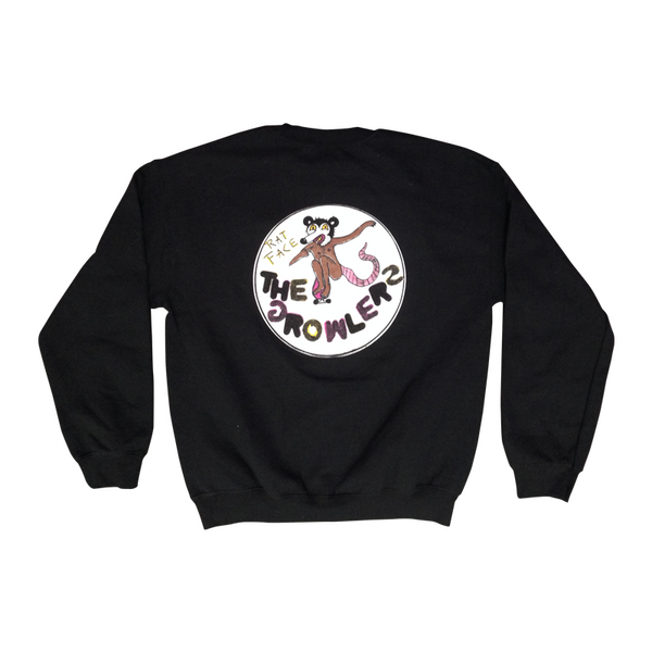 Rat Face Sweatshirt - The Growlers - 3