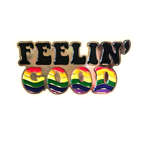 Feelin' Good Pin - The Growlers