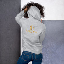 Load image into Gallery viewer, Official Beverly Hills Wine Club™️ Unisex Hoodie For The Love Of Wine Double Sided