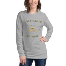 Load image into Gallery viewer, Official Beverly Hills Wine Club™️  Unisex Long Sleeve Tee 90210wino