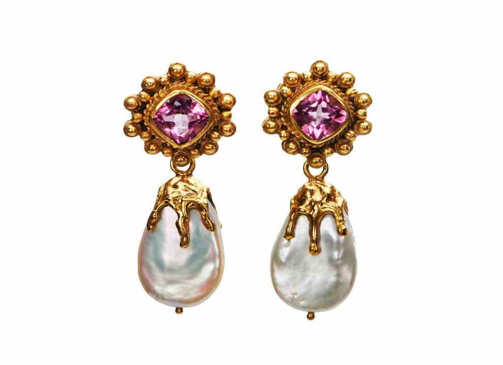 Taxco Drop Earrings