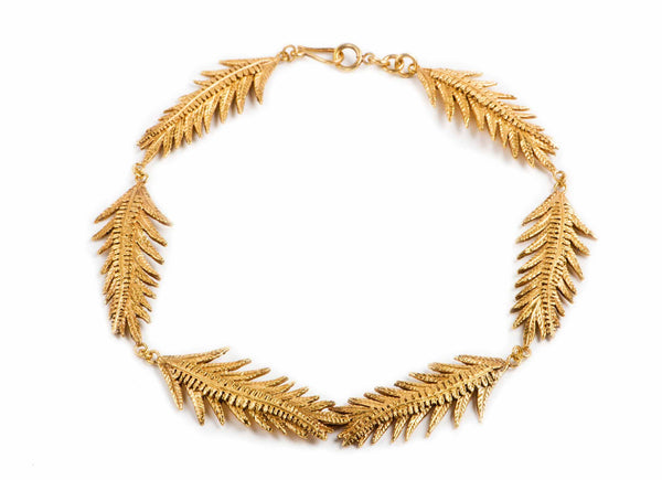 Casa Flora Fern Necklace