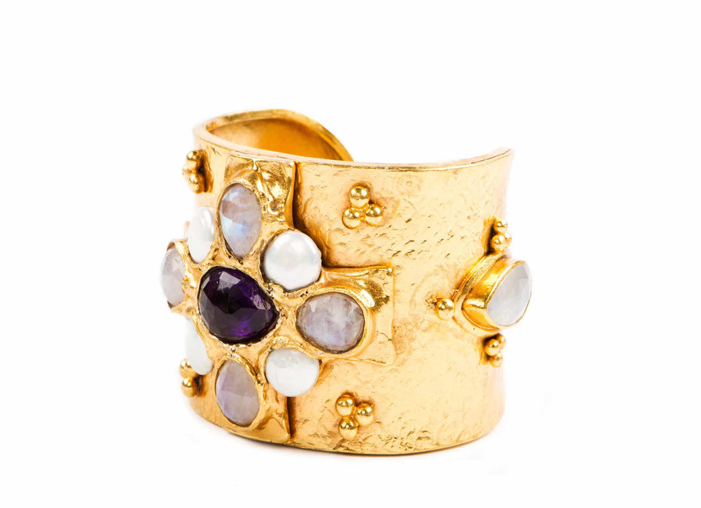 Maltese Cross Cuff