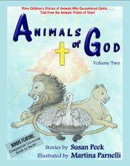Animals of God Book Volume 2
