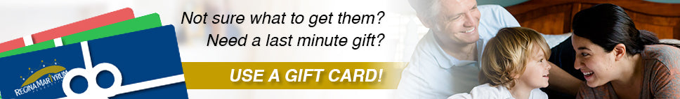 Gift Cards for Catholic Families