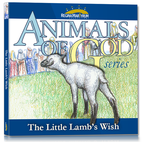 The Little Lamb's Wish – A Christmas Story