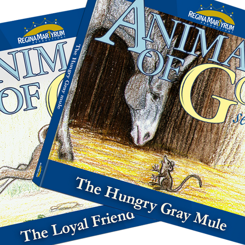 The Loyal Friend & The Hungry Gray Mule