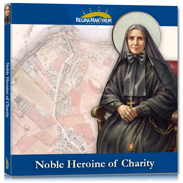 Noble Heroine of Charity – St. Frances Cabrini