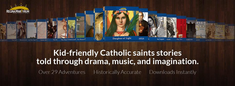 Catholic saints stories