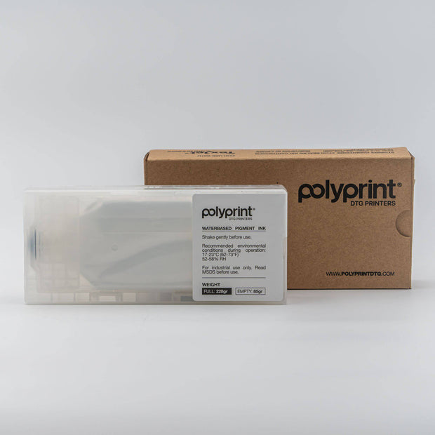 Polyprint White Ink Cartridge - 140ml