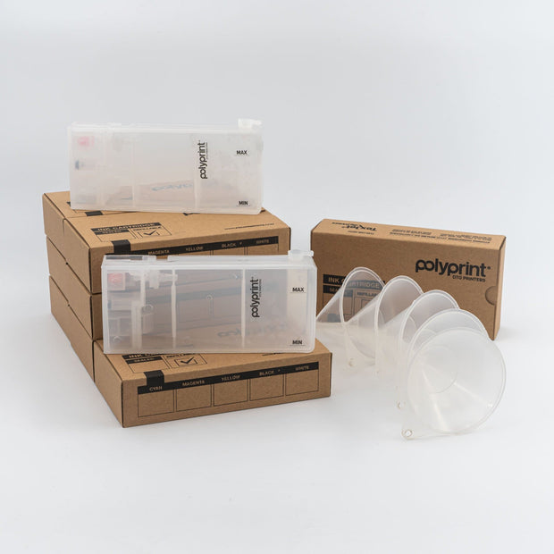 TexJet® echo2 Refillable Cartridge Kit