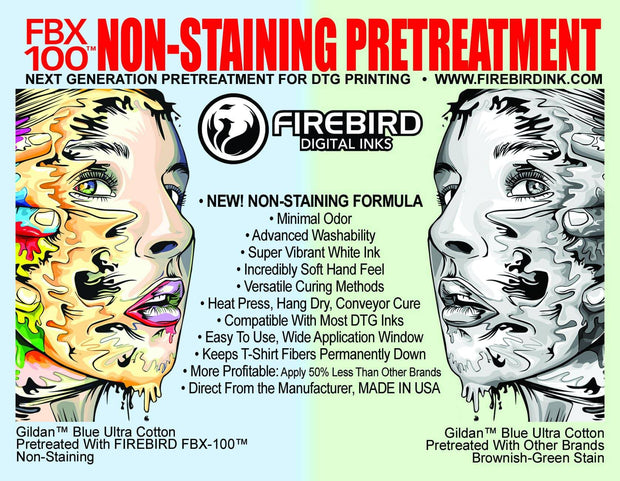 Firebird FBX-100 Pretreatment 1 Gallon