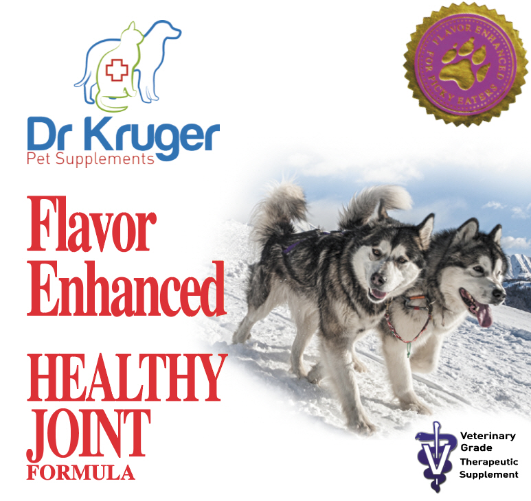 Flavor Enhanced - Healthy Joint Formula