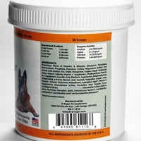 Dr Kruger Senior Health Formula 10 Ounce Dog Supplement