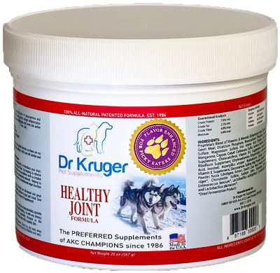 Flavor Enhanced - Healthy Joint Formula 20 Ounce Dog Supplement