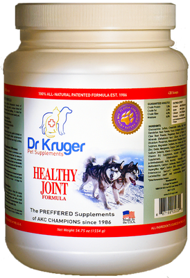 Flavor Enhanced - Healthy Joint Formula 54.75 Ounce Dog Supplement