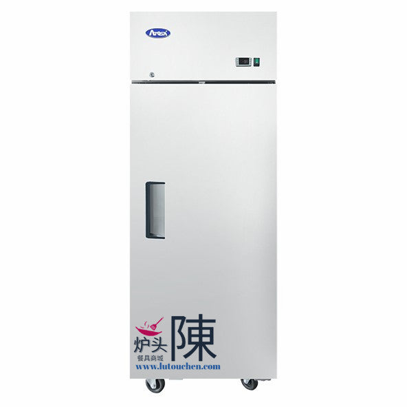 Atosa MBF8001GR – Upright Freezer Top Mount (1) Door 顶部压缩机单门冷冻柜