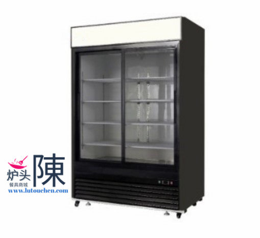 JDM-33 Glass Door Merchandiser 40寸双门冷饮售卖柜