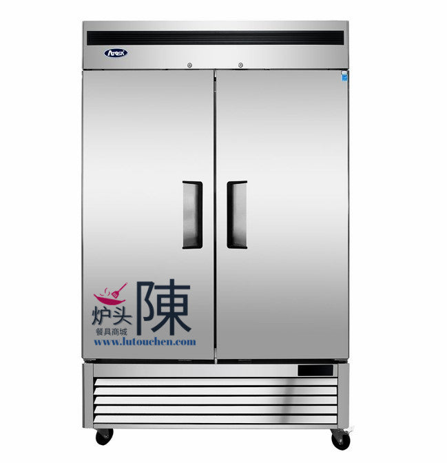 Atosa MBF8507GR- Bottom Mount (2) Two Door Refrigerator 底部压缩机双门冷藏柜