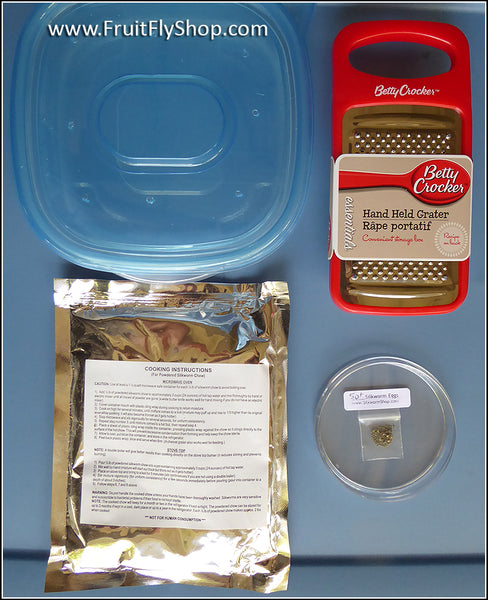 Silkworm Kit - Basic