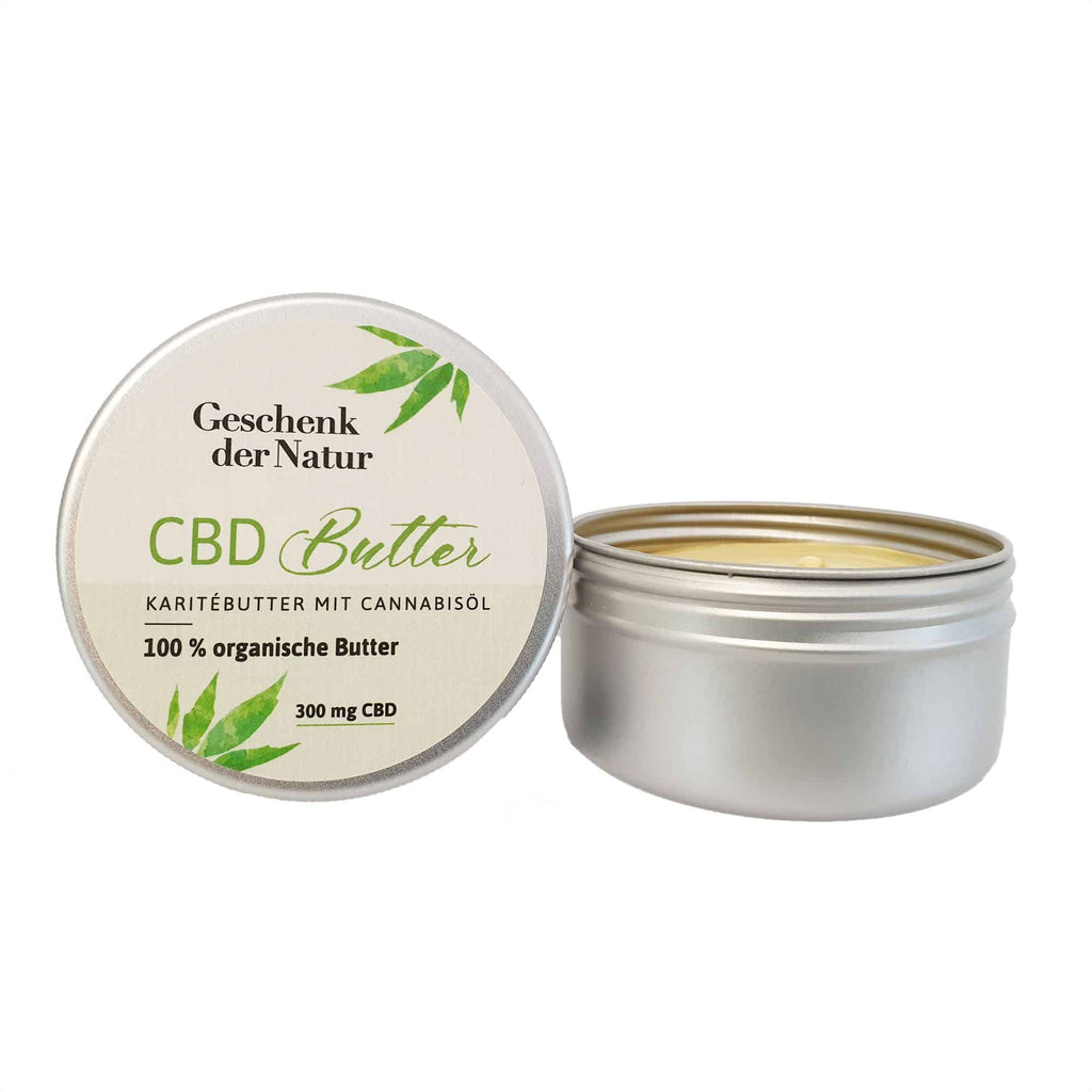 Gift of nature - CBD butter 300mg