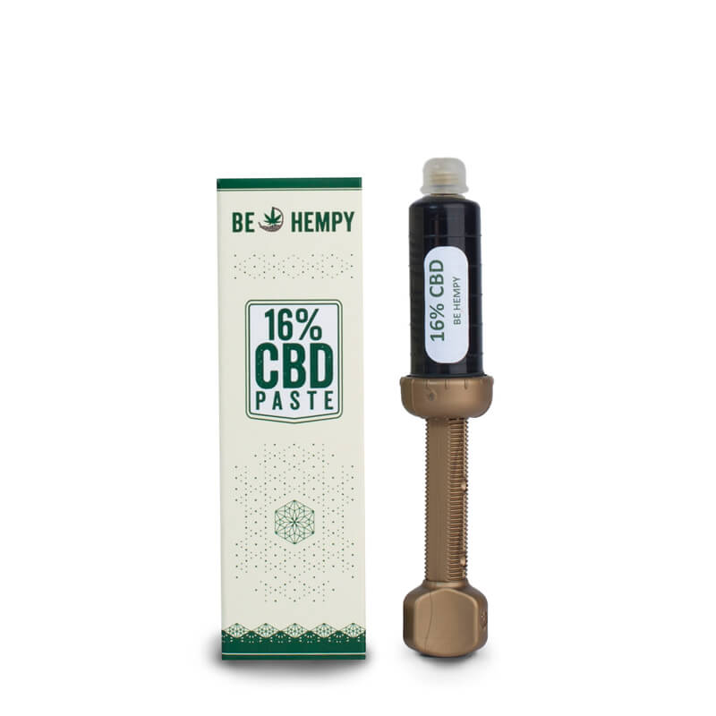 BE HEMPY - CBD Paste 16%