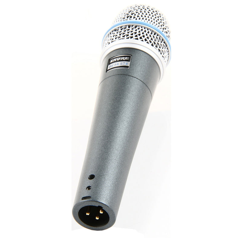 Micrófono Vocal/Instrumentos Shure BETA57A anti-golpes