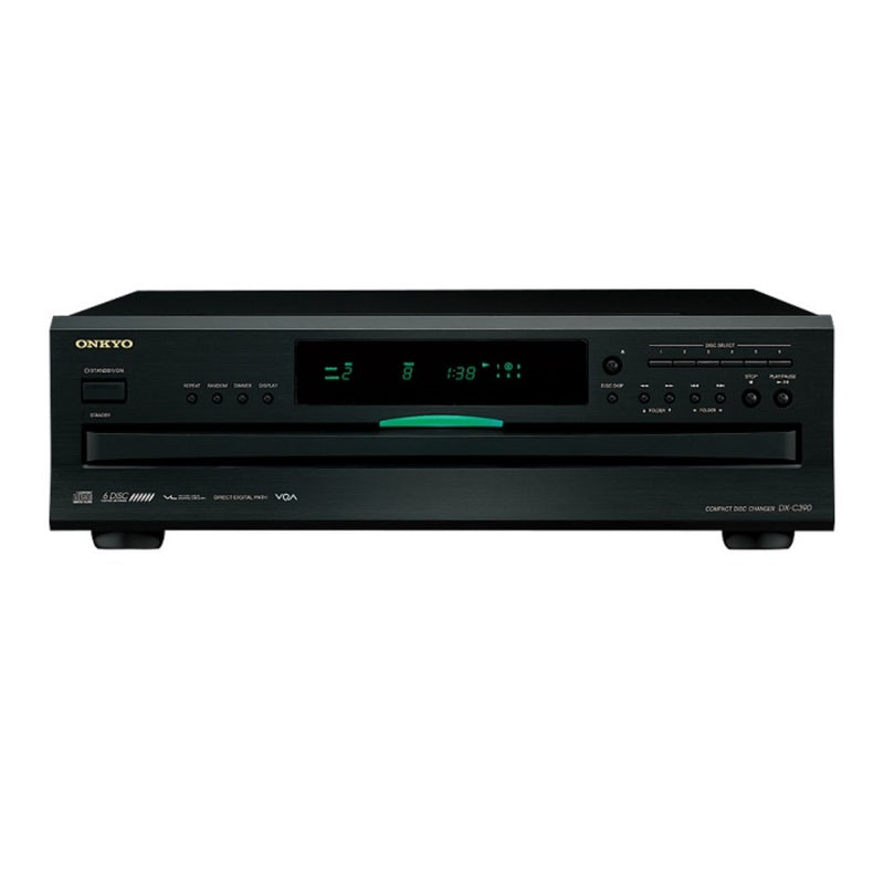 REPRODUCTOR CD ONKYO DXC-390 NEGRO/MP3/CD-R