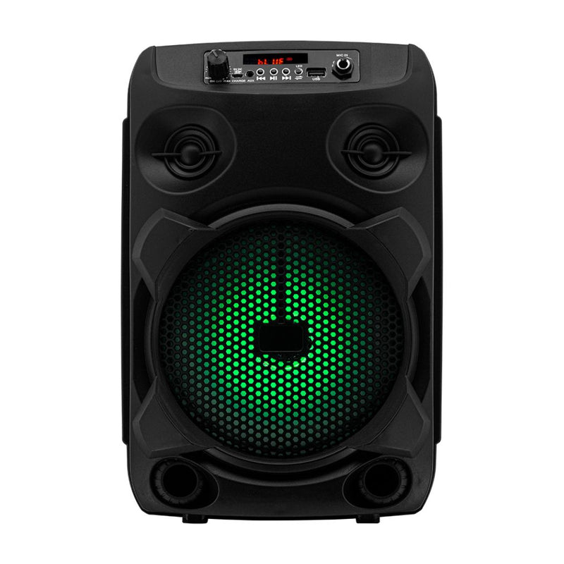 "Bafle amplificado ALIEN PRO P-900 Negro/8""/Bluetooth/TWS/15W"