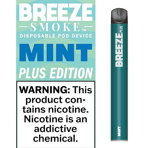 Breeze Plus Disposable