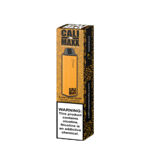 cali maxx mango disposable vape