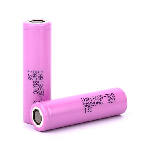 samsung 18650 3000mAh 15A vape battery