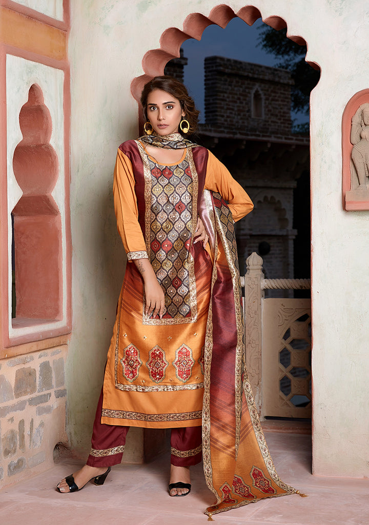 Double Layered Suit Set 3356