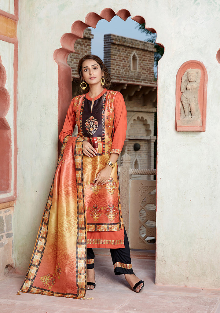 Double Layered Suit Set 3358